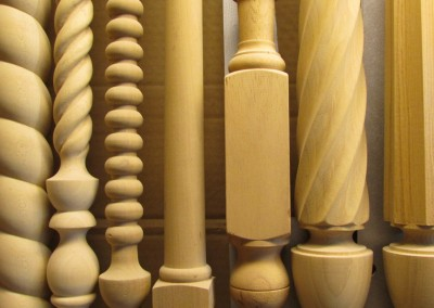 Sample Balusters
