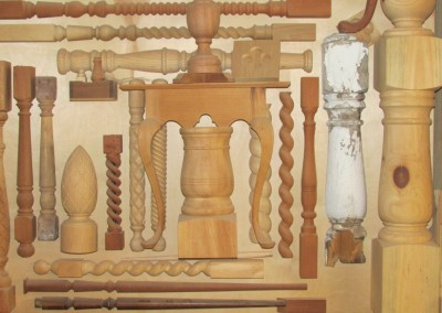 Sample Turnings