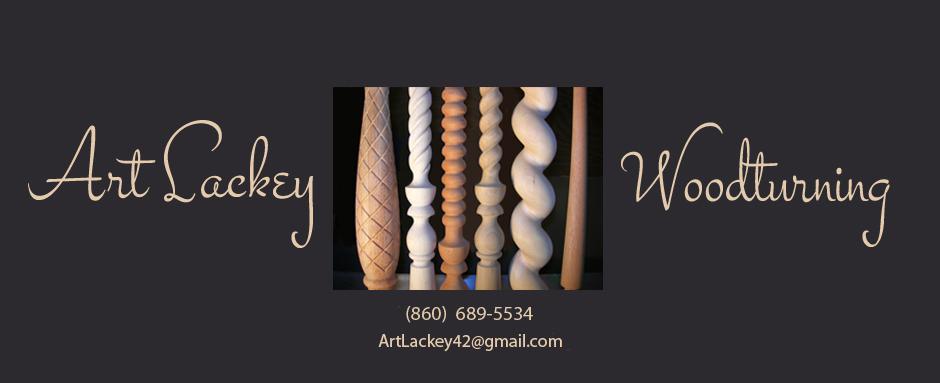Art Lackey Woodturning